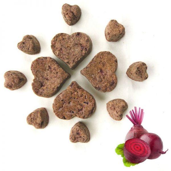 naturalne smakołyki dla koni