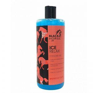 Żel chłodzący dla koni Cooling gel Black Horse 500ml
