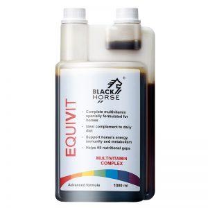 Uzupełnienie elektrolitów dla koni Equi Vit Black Horse