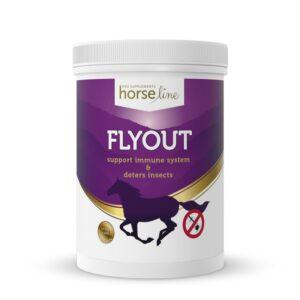 HorseLinePRO FlyOut odstraszanie owadów