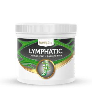 HorseLinePro Lymphatic DrainageGel regeneracja powysiłkowa koni wyczynowych