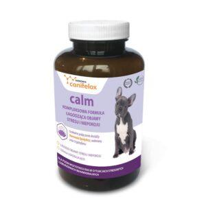 Canifelox Calm Dog, łagodzi stres i uspakaja