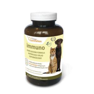 Canifelox Immuno Dog & Cat, wsparcie układu odpornościowego